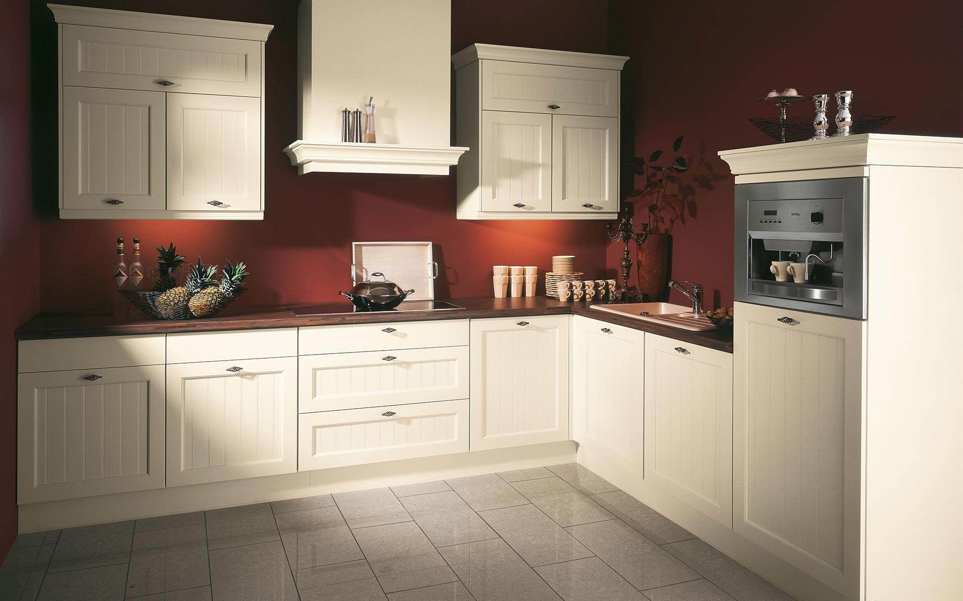 Toronto: Kitchens from Germany, Europe. Casella Magnolie