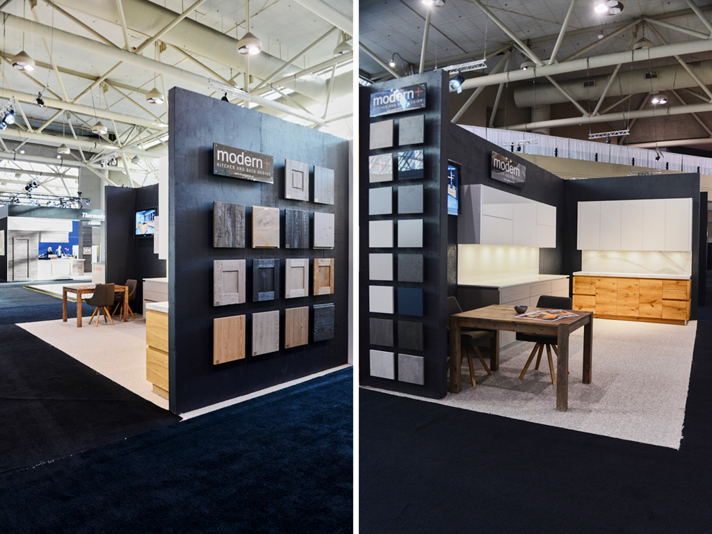 Modern Plus company floor