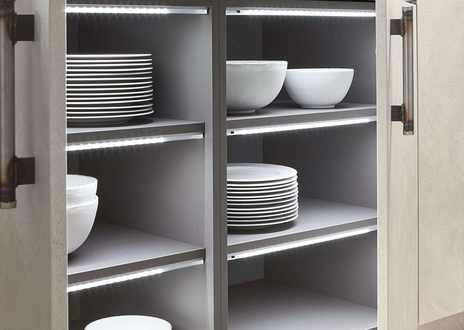 European German Italian kitchens in Toronto. Kitchen interior organization